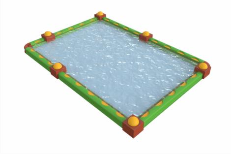 1020 1000 Jungle Pool