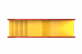 1210 8910 Rainbow Slide