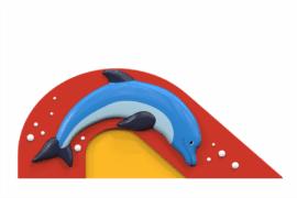 1210 9504 Dolphin Slide Za