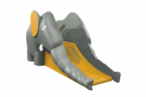 1220 9201 Jungle Elephant Slide