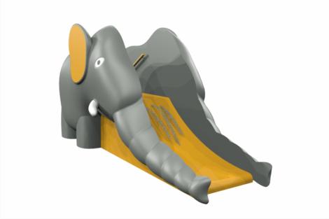 1220 9201 Jungle Elephant Slide
