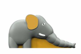1220 9201 Jungle Elephant Slide Za