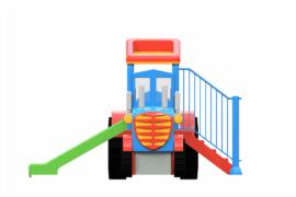 1230 4037 Tractor With Slide Va