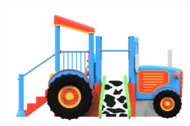 1230 4037 Tractor With Slide Za