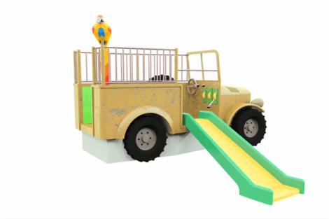 Jeep Voor
