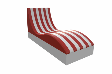 1410 9950 Beach Chair