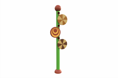 1420 9830 Jungle Shooting Object Turning Discs