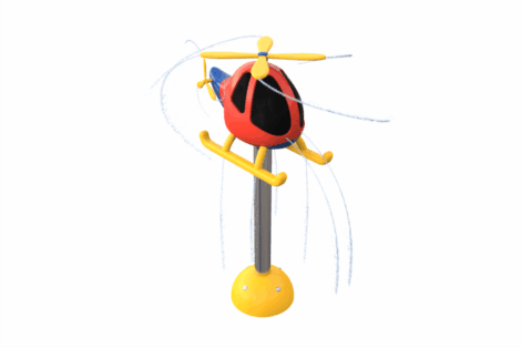 1110 4004 Helicopter