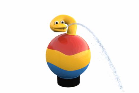1110 8919 Snake Ball Ø50 Cm