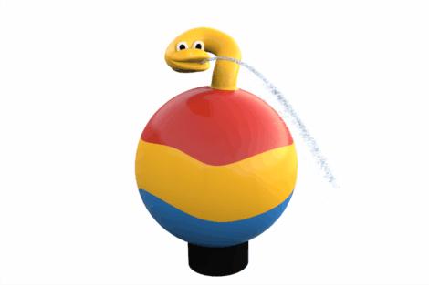 1110 8920 Snake Ball Ø 80 Cm