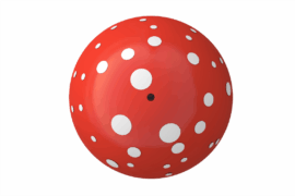 1110 9039 Mushroom Ø160 Cm