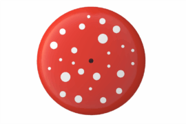 1110 9040 Mushroom Ø180 Cm