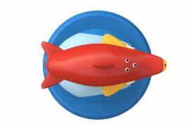 1110 9204 Dolphin Ba