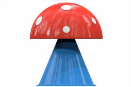 1110 9407 Mushroom Ø60 Cm Va