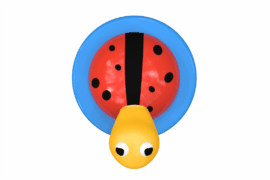 1110 9617 Ladybird