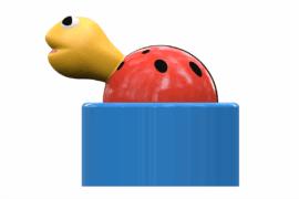 1110 9617 Ladybird Za