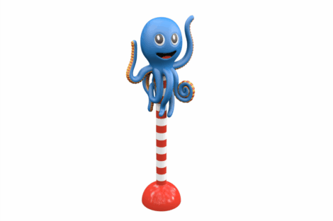 1110 9632 Octopus