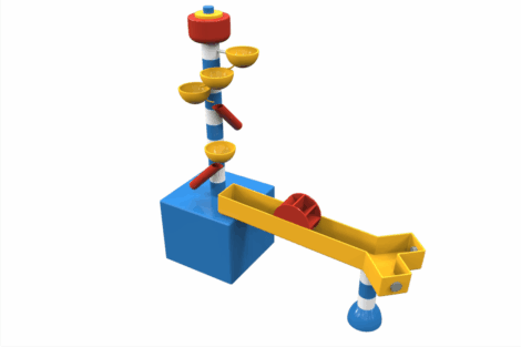 1110 9849 Water Play Table