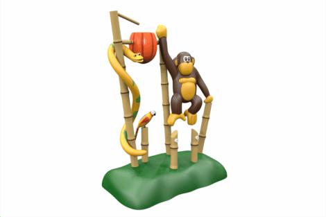 1120 9942 Monkey Island Xl
