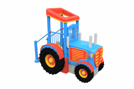 1130 9717 Tractor
