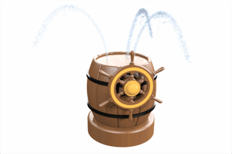 1140 9947 Water Barrel