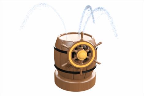 1140 9947 Water Barrel