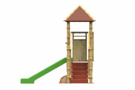 1320 9218 Jungle Hut With Slide Za