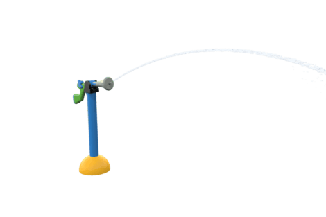 1110 9819 Water gun w