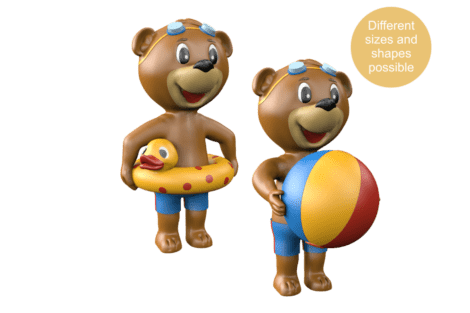 1150 9631 Beach Mascots button v3