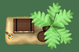 1140 9955 Treasure island ba