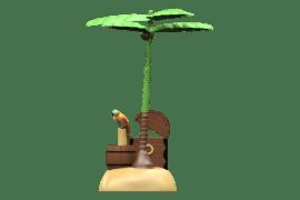1140 9955 Treasure island za