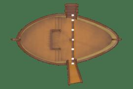1590 4000 Viking ship ba