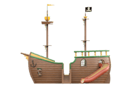 Pirate Ship 8 5x2 3m za